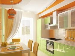 Подбираем цвет кухонного гарнитура